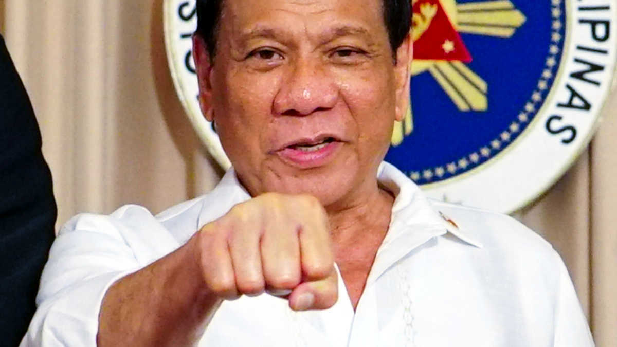 ABS-CBN: Ni-knock out ni Duterte