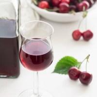 Italian Cherry Liqueur (Liquore di Ciliegie)