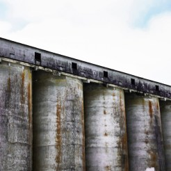Silos in Concrete, WA