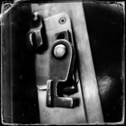 Amtrak Latch