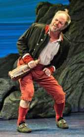 Stephano Tempest - deVere musician author Shakespeare
