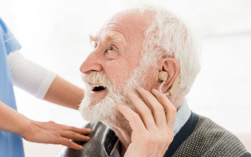 Age-related hearing impairment