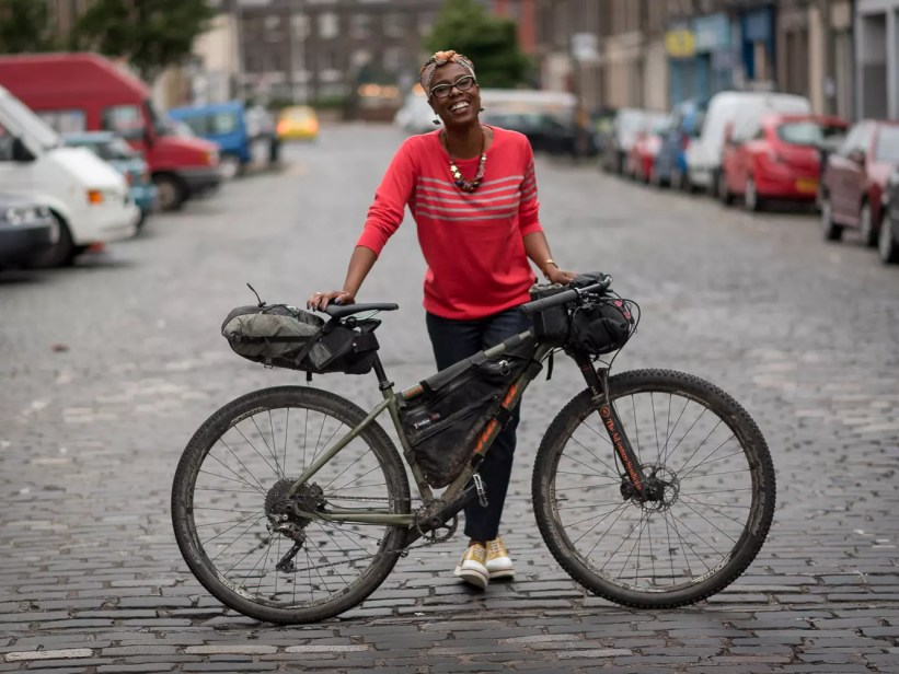Edinburgh's Cycling Festival -  June 2016 - Inspiring blogger, Edinburgh