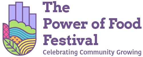 The Power of Food Festival logo