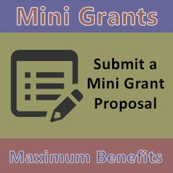 Mini-Grant Application