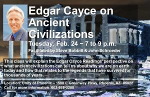 Edgar Cayce on Ancient Civilizations