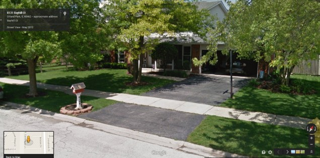 House that Weimar came out of, listed in the Attorney registration database as his legal office