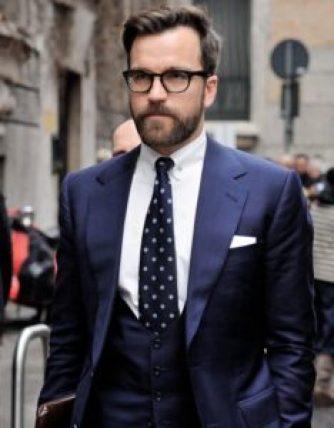 comment choisir sa cravate costume et cravate à pois