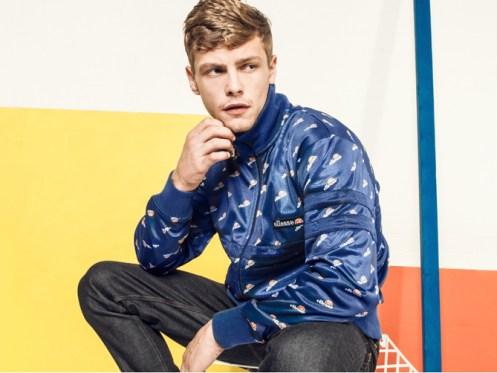 marque streetwear Elesse pour homme