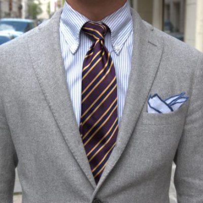 comment choisir son noeud de cravate