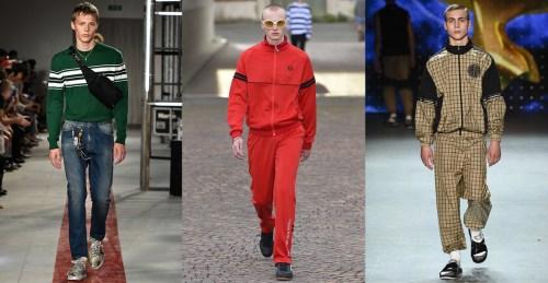 défilé streetwear
