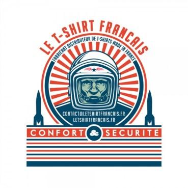 comment cartonner en t-shirt cet été motif placé le-shirt français