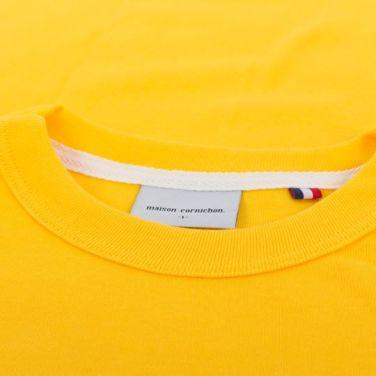 comment cartonner en t-shirt cet été maison cornichon color-block jaune