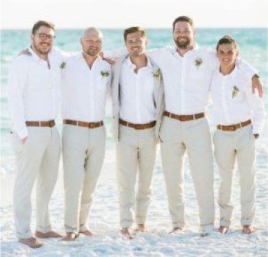 idées de tenue pour s'habiller pour un mariage à la mer