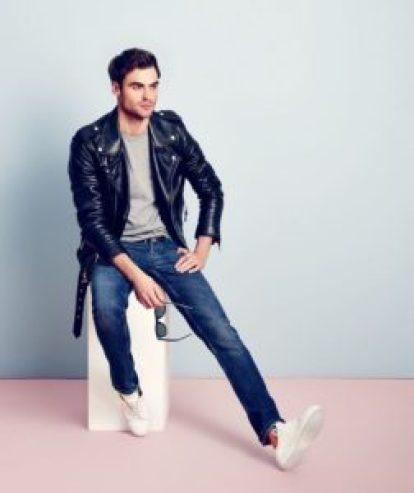 quels sont les essentiels du vestiaire masculin ? veste perfecto cuir homme