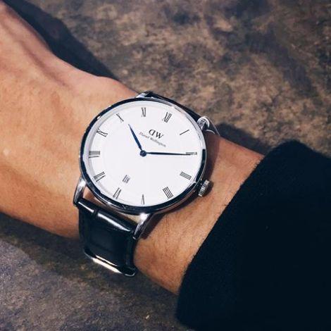 Comment bien choisir sa montre pour homme cadran extra plat