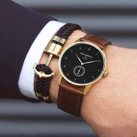Comment choisir sa montre pour homme marque Paul Hewitt