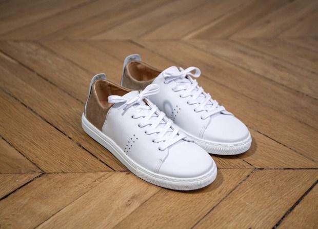 idées de sneakers de ville pour homme