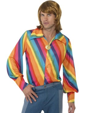 10 faux pas à éviter quand on est un homme les couleurs arc-en-ciel