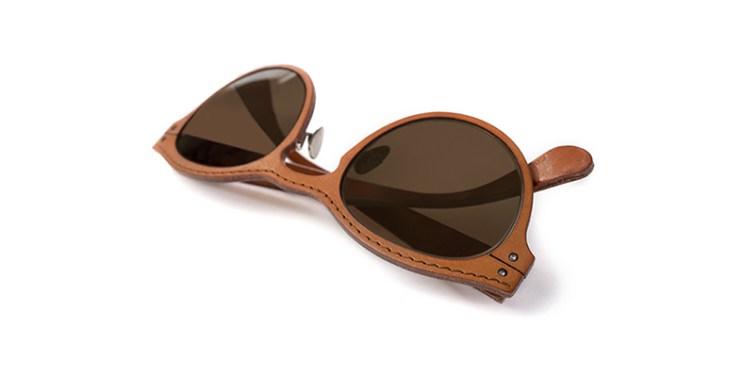 guide des lunettes tendances pour un été bien lunetté soleil homme haute couture cuir