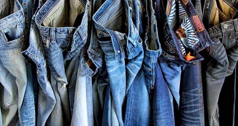 Le guide pratique du jean pour homme