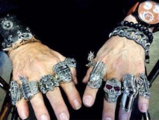 les bijoux pour homme bagues en argent