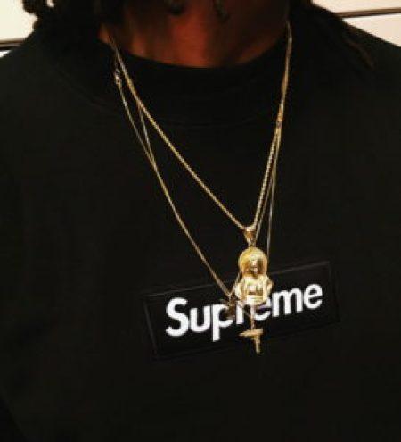 les bijoux pour homme chaînes en or style streetwear