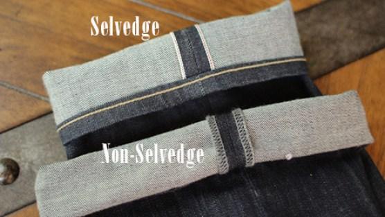 Guide pratique du jean pour homme couture selvedge