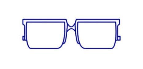 comment bien choisir ses lunette selon son visage ? lunette carrée