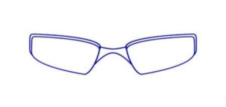 comment bine choisir ses lunettes selon son visage ? lunette masque