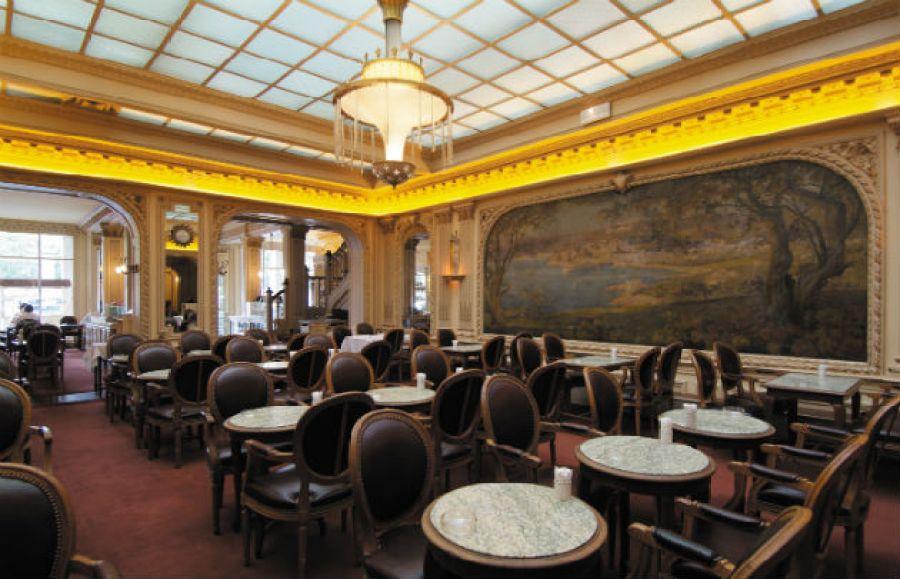 Les adresses découvertes de paris angélina café chocolat pâtisserie thé salon tendance