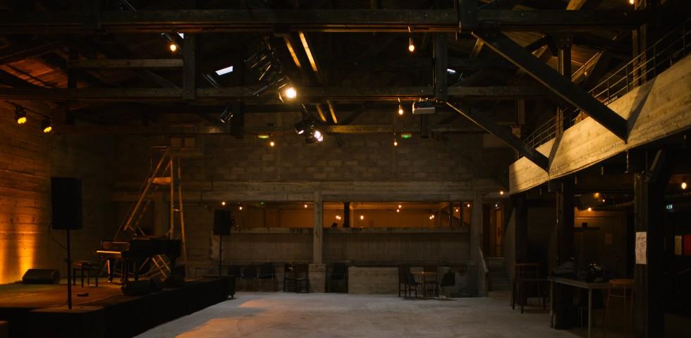 Les adresses découvertes de Paris marbrerie concert hangar beton cool alcool tendance lieux danser
