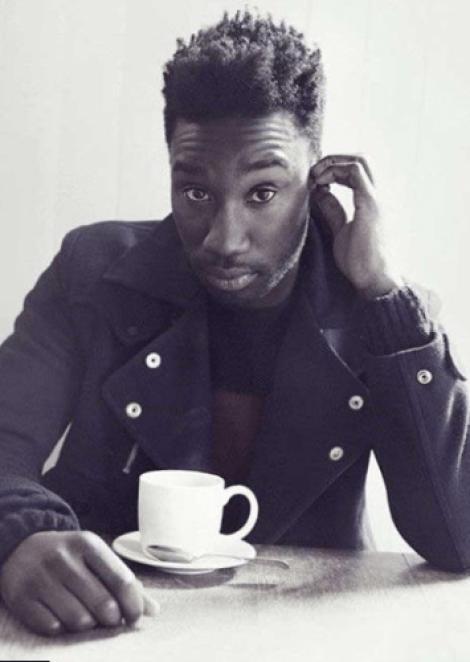 Coupes cheveux tendance homme afros