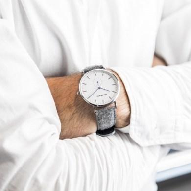 tenue homme idée de montre originale