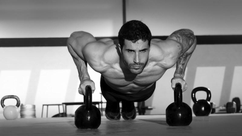 santé homme corps sain sport