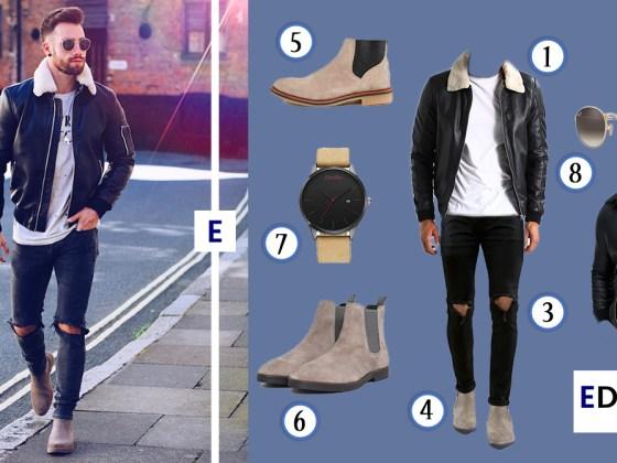 tenue homme look blog de mode