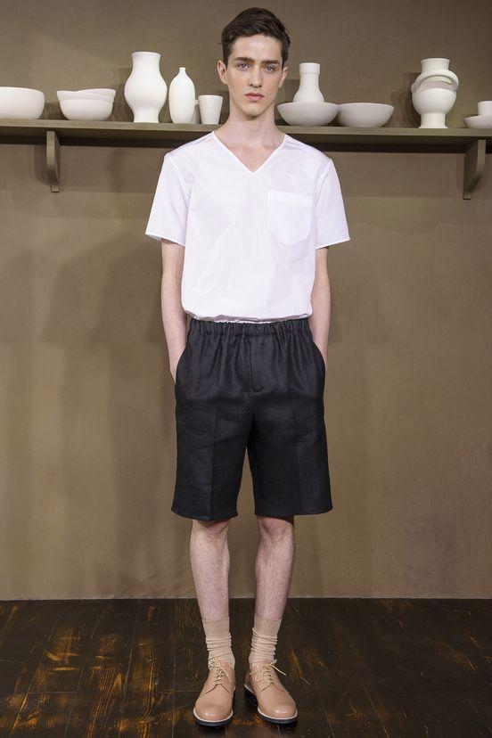 Vos tendances modes 2017 à oublier, en route pour 2018 ! homme men style mode chaussettes socks short longue socquettes street chic dandy nouvel an carven fashion show