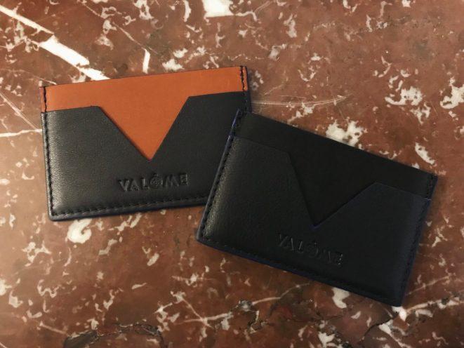idées de cadeaux originaux pour homme porte carte valome