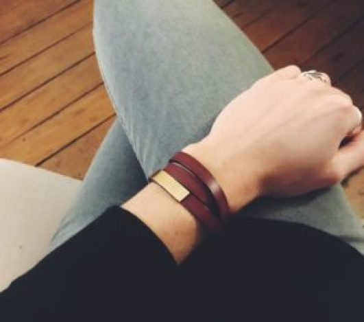 bracelet ursul idée de cadeau pour noel pour femme