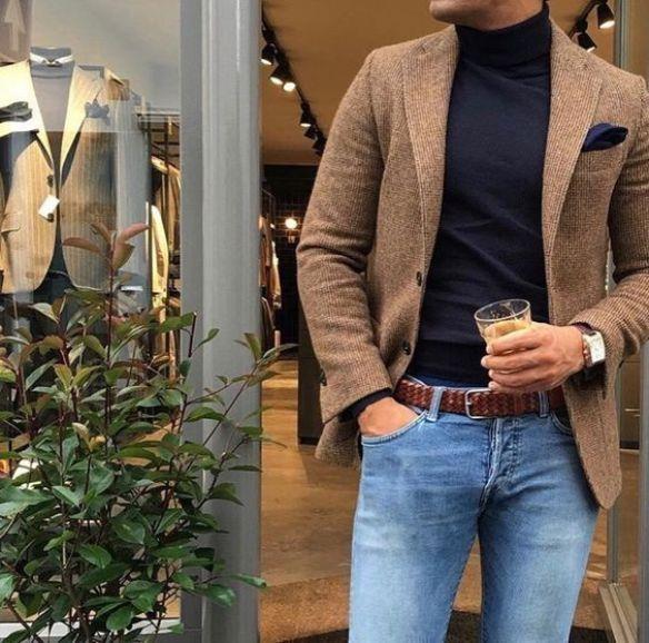 blazer marron veste de costume