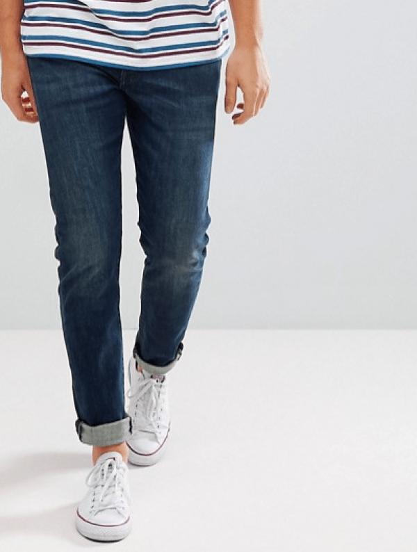 idée de tenue homme jean slim levis 511