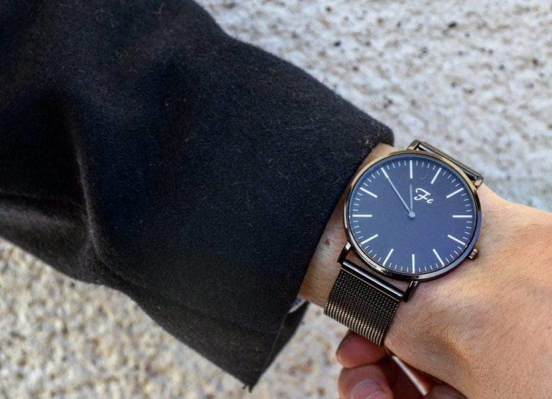 montre French Custom pour homme montre française
