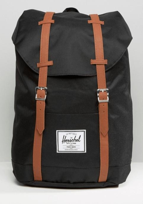 idée de cadeau sac pour homme Herschel
