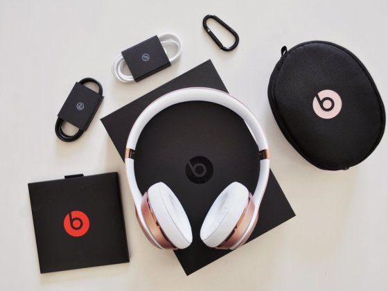 test du casque Beats solo 3 by dre