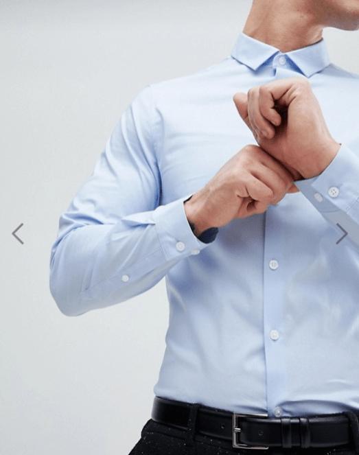 idée de tenue chemise homme