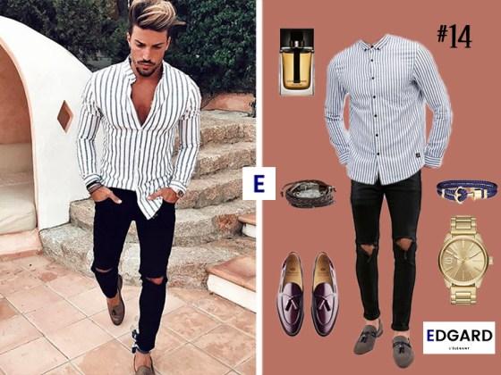 look pour homme blog de mode homme Edgard L'élégant