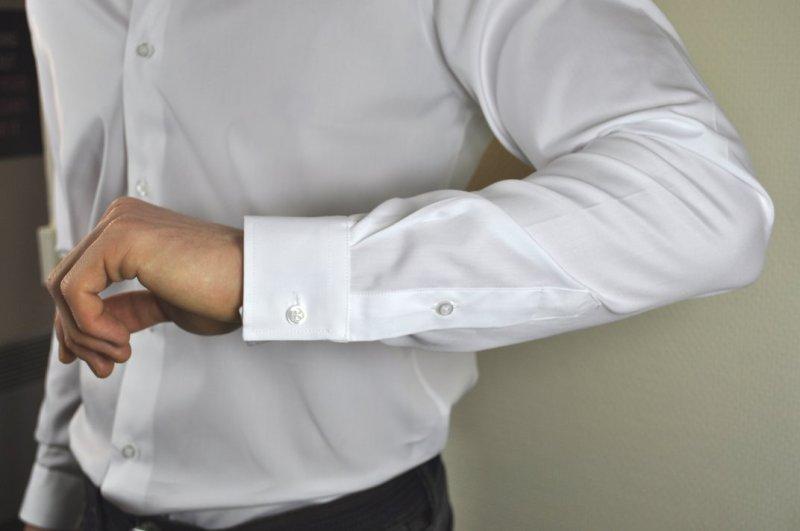 test chemise loom pour homme modèle formelle