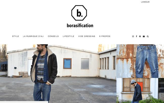 top 15 des blogs de mode homme à suivre borasification