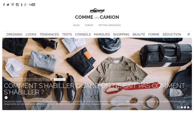 Les 15 blogs de mode homme à suivre ! Edgard L'élégant
