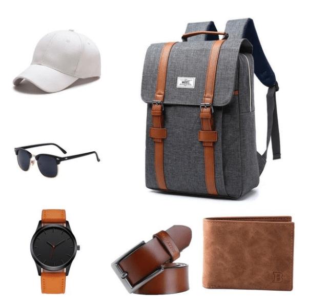 les 6 accessoires pour homme indispensable Base shop